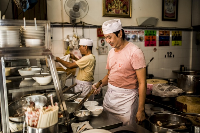 'Cho Lon Food Story' - du an nang tam am thuc khu quan 5, Cho Lon hinh anh 1