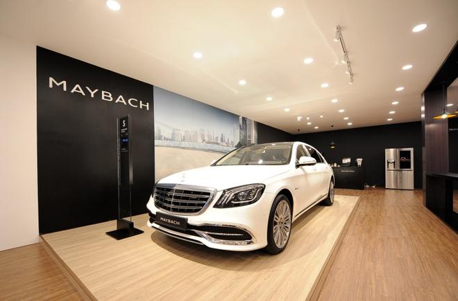 Mercedes - Benz trinh lang 2 mau xe SUV moi tai VMS 2019 hinh anh 1