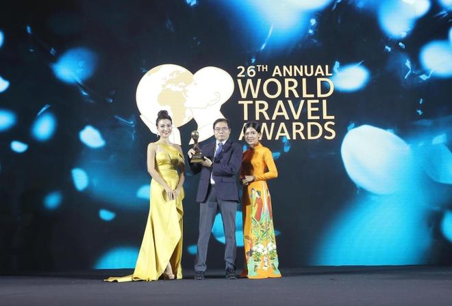 Cảng hàng không QT Vân Đồn nhận giải 'Sân bay mới hàng đầu châu Á'