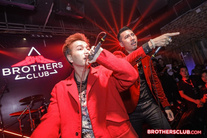 Tour nhac 'Brothers Club 2019' - gan ket tinh anh em cung sao Viet hinh anh 2