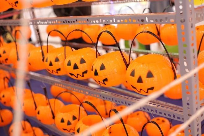 Don le hoi Halloween ngot ngao tai Crescent Mall hinh anh 5