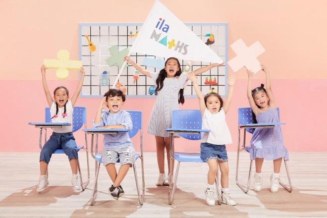 ILA áp dụng chương trình dạy Toán tư duy bằng tiếng Anh