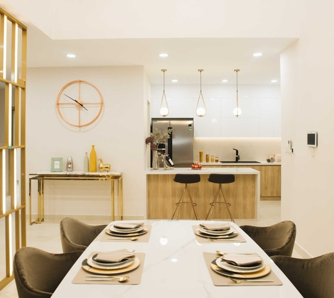 Flex apartment - can ho ung dung noi that toi gian hut nguoi mua hinh anh 1