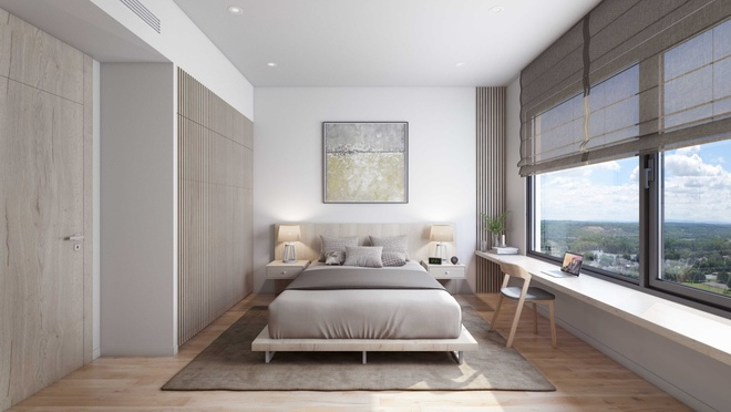 Flex apartment - can ho ung dung noi that toi gian hut nguoi mua hinh anh 3