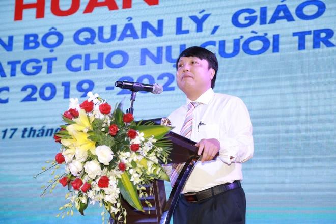 Honda Viet Nam to chuc hoi thao tap huan ATGT tai Da Nang hinh anh 1
