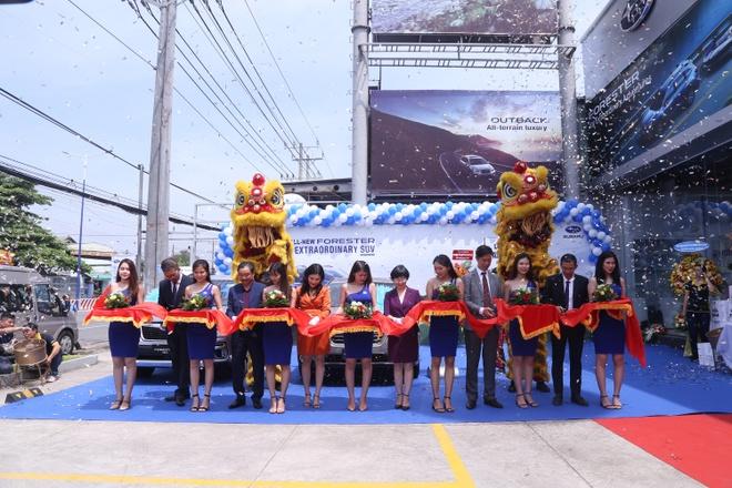Subaru Viet Nam dong loat mo 3 dai ly uy quyen trong thang 10 hinh anh 3