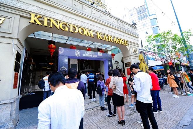 Vòng 1 cuộc thi 'Kingdom Karaoke Idol' thu hút 500 hồ sơ đăng ký