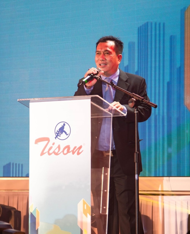 Sơn Tison ra mắt dòng sản phẩm cao cấp Unilic Gold