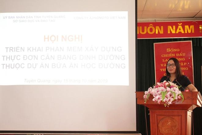 Chuan hoa thuc don ban tru cho hoc sinh tieu hoc tai Tuyen Quang hinh anh 2