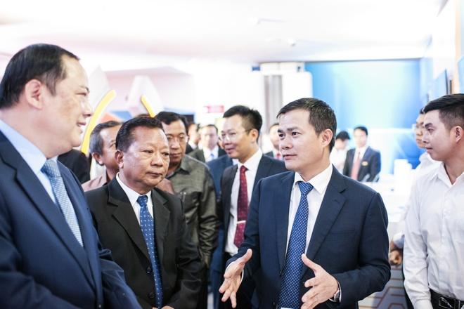 'Viettel gop phan that chat va phat trien quan he Viet Nam - Lao' hinh anh 2