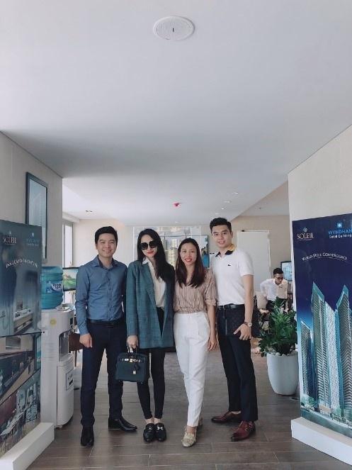 Hoa hau Huong Giang dau tu du an BDS nghi duong o Da Nang hinh anh 2  Hoa hậu Hương Giang đầu tư dự án BĐS nghỉ dưỡng ở Đà Nẵng 02 2