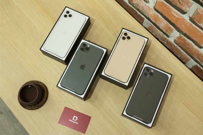 iPhone 11, 11 Pro, 11 Pro Max ma VN/A giam 3 trieu tai Di Dong Viet hinh anh 2