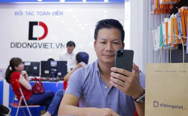 iPhone 11, 11 Pro, 11 Pro Max ma VN/A giam 3 trieu tai Di Dong Viet hinh anh 5