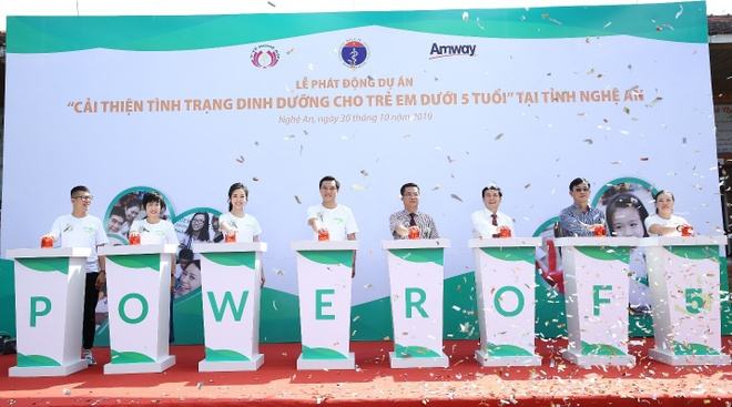 Hon 85.000 tre em Nghe An, Ha Giang se duoc cai thien dinh duong hinh anh 1