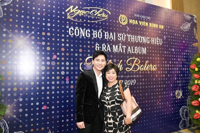 Ca si Ngoc Chau lam dai su thuong hieu cho Hoa vien Binh An Long Thanh hinh anh 1