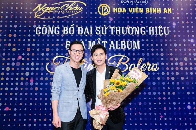 Ca si Ngoc Chau lam dai su thuong hieu cho Hoa vien Binh An Long Thanh hinh anh 2