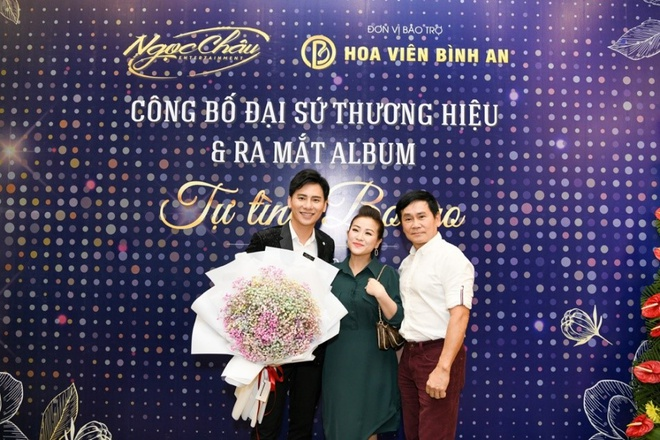 Ca si Ngoc Chau lam dai su thuong hieu cho Hoa vien Binh An Long Thanh hinh anh 3
