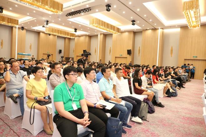 VietAI Summit 2019 thu hut su tham gia cua nhieu ngan hang so hinh anh 1