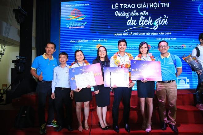 Lu hanh Saigontourist khong ngung nang cao nang luc huong dan vien hinh anh 1