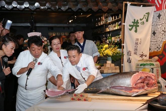Thuong thuc am thuc tuoi ngon dung vi Nhat Ban tai Yen Sushi hinh anh 1
