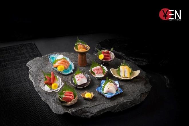 Thuong thuc am thuc tuoi ngon dung vi Nhat Ban tai Yen Sushi hinh anh 3