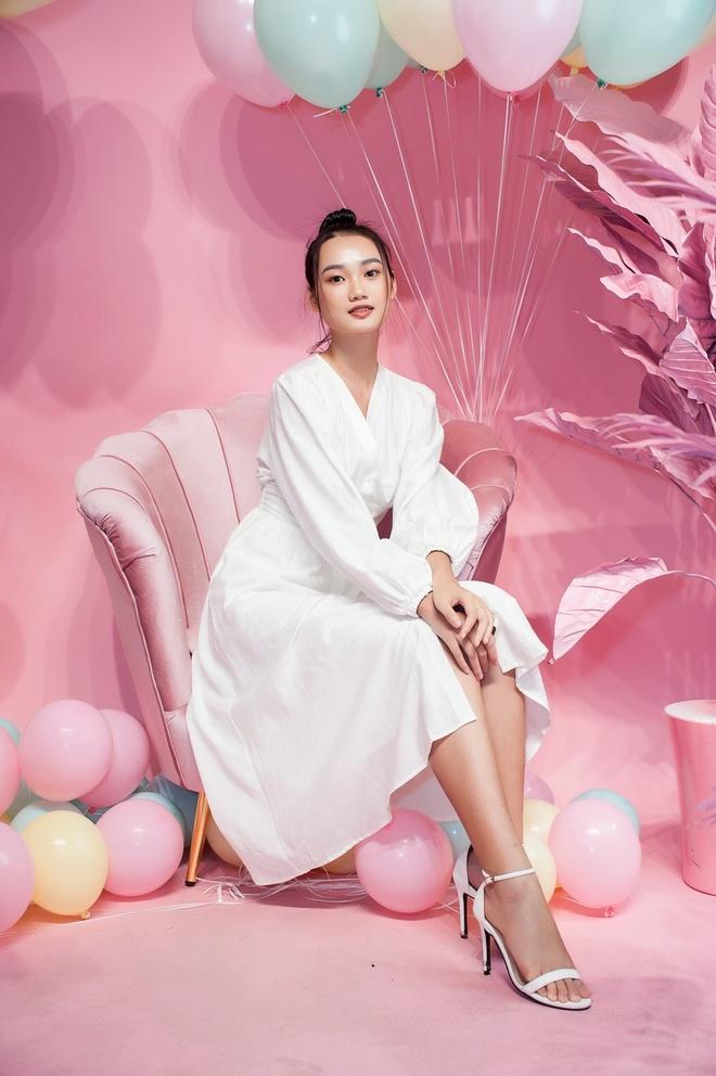 Quynh Anh tro tai lam stylist cho Tram Anh, Nhu My tai Maybi hinh anh 4