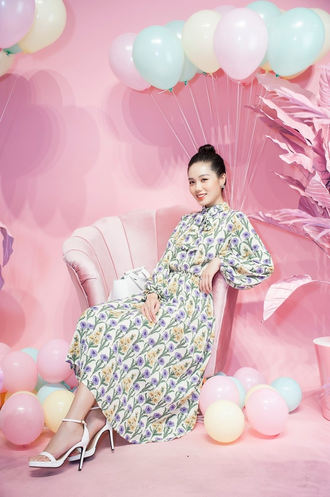 Quynh Anh tro tai lam stylist cho Tram Anh, Nhu My tai Maybi hinh anh 5