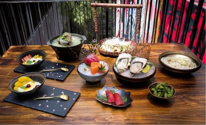 Thuong thuc am thuc tuoi ngon dung vi Nhat Ban tai Yen Sushi hinh anh 9