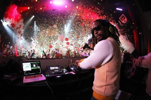 DJ, rapper Lil Jon den Viet Nam mo man mua le hoi am nhac hinh anh 3