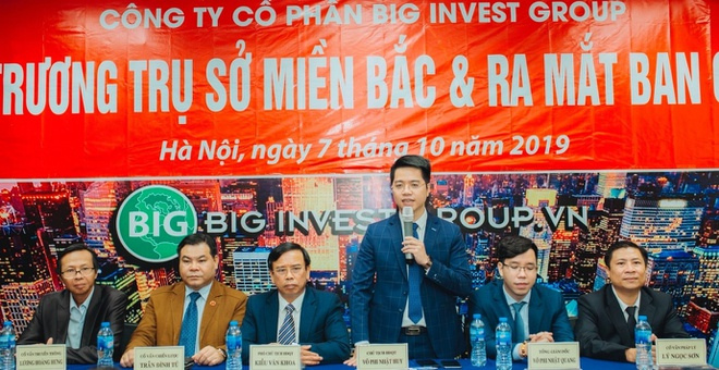 CEO Vo Phi Nhat Huy: 'Big Invest Group trao co hoi BDS cho moi nguoi' hinh anh 3