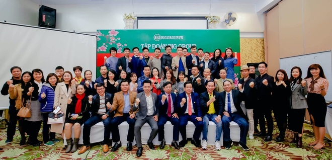 CEO Vo Phi Nhat Huy: 'Big Invest Group trao co hoi BDS cho moi nguoi' hinh anh 4
