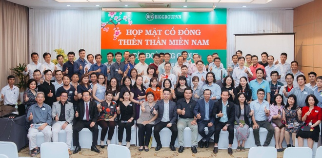 CEO Vo Phi Nhat Huy: 'Big Invest Group trao co hoi BDS cho moi nguoi' hinh anh 5