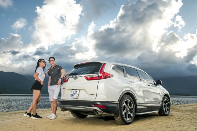 Honda CR-V - mau SUV danh cho gia dinh hinh anh 1