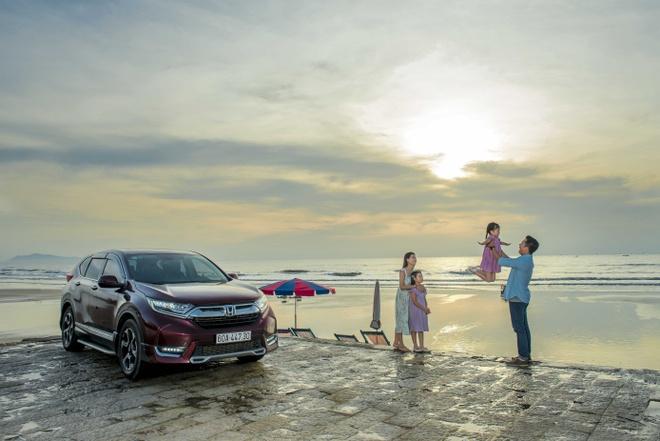 Honda CR-V - mau SUV danh cho gia dinh hinh anh 3
