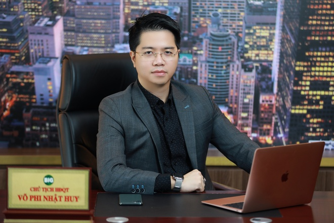 CEO Vo Phi Nhat Huy: 'Big Invest Group trao co hoi BDS cho moi nguoi' hinh anh 1