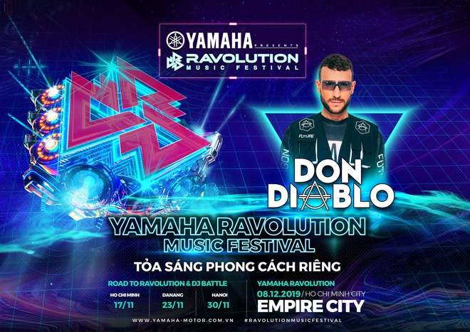Video - Ravolution Music Festival (RMF) trailer hinh anh