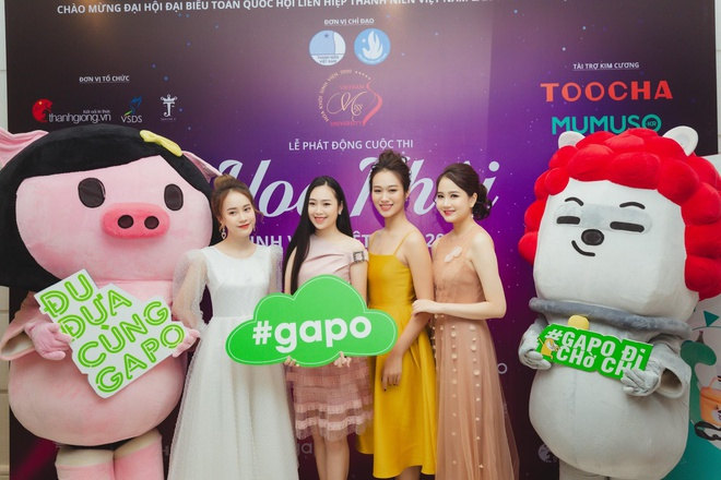 Gapo - mang xa hoi chinh thuc cua Hoa khoi sinh vien Viet Nam 2020 hinh anh 3