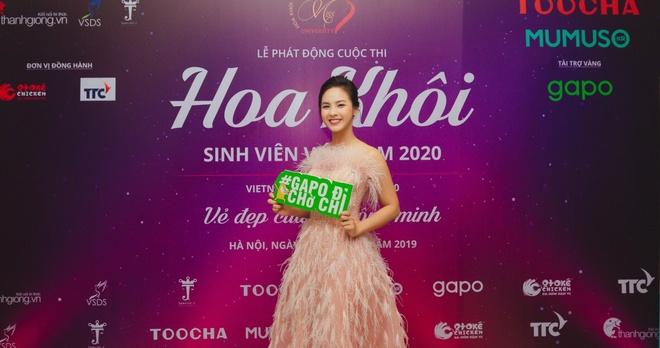 Gapo - mang xa hoi chinh thuc cua Hoa khoi sinh vien Viet Nam 2020 hinh anh 4