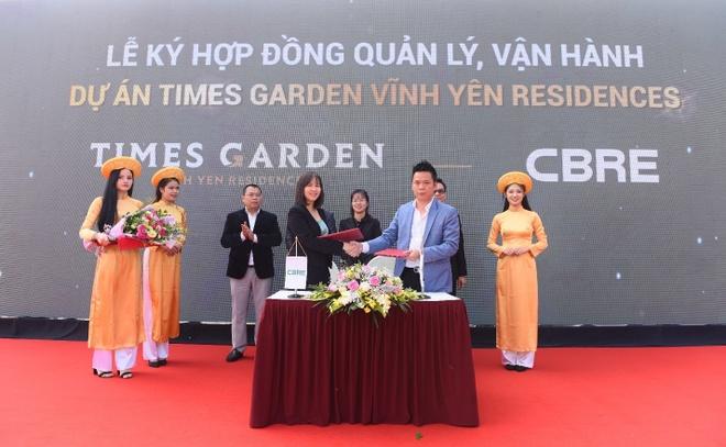 Times Garden Vinh Yen Residences va cai bat tay cua nhung ong lon hinh anh 1