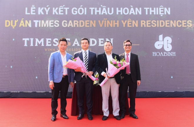 Times Garden Vinh Yen Residences va cai bat tay cua nhung ong lon hinh anh 2