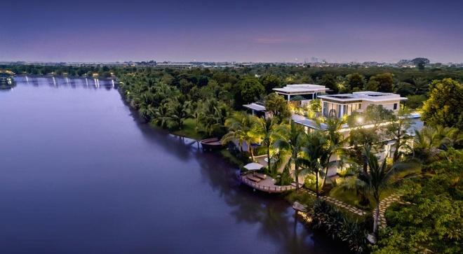 Những tiện ích đẳng cấp tại 'biệt thự đảo' triệu đô - Bất động sản