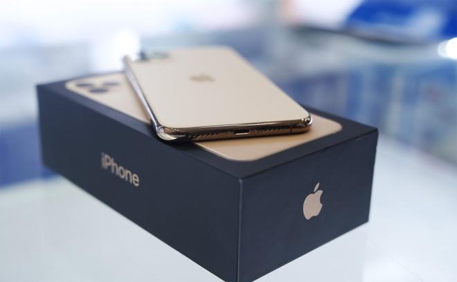 iPhone 11 Pro Max ma VN/A giam 4 trieu tai Di Dong Viet dip cuoi tuan hinh anh 2
