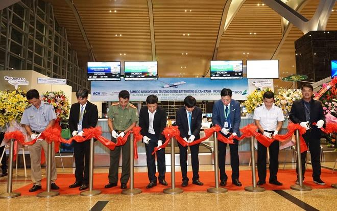 Bamboo Airways khai thac chang bay thuong le Nha Trang - Seoul hinh anh 1