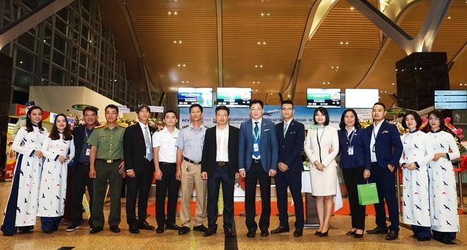 Bamboo Airways khai thac chang bay thuong le Nha Trang - Seoul hinh anh 4