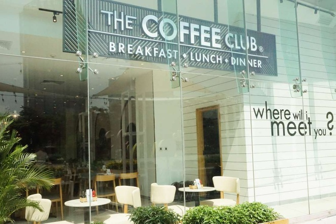 The Coffee Club ra mat cua hang thu 2 voi concept moi hinh anh 1