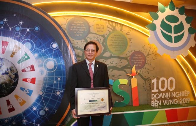 HDBank vao top 10 doanh nghiep ben vung 2019 hinh anh 2