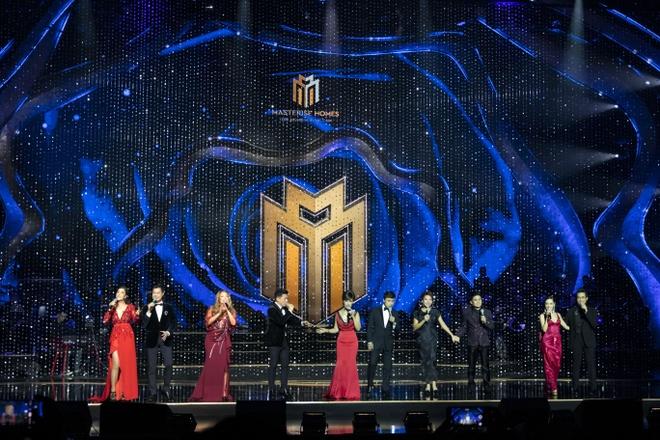 10 giong ca hang dau quy tu tai dem nhac 'The Master Of Symphony 2019' hinh anh 1