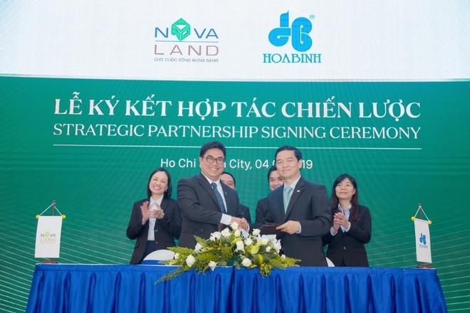 Novaland Expo quy tu 50 doanh nghiep da linh vuc hinh anh 2