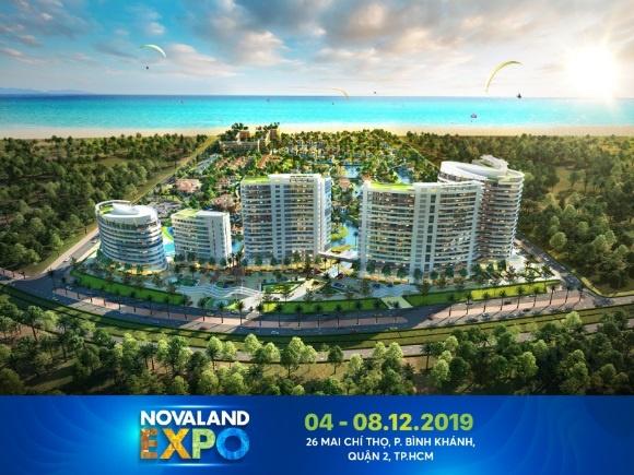 Novaland Expo quy tu 50 doanh nghiep da linh vuc hinh anh 3