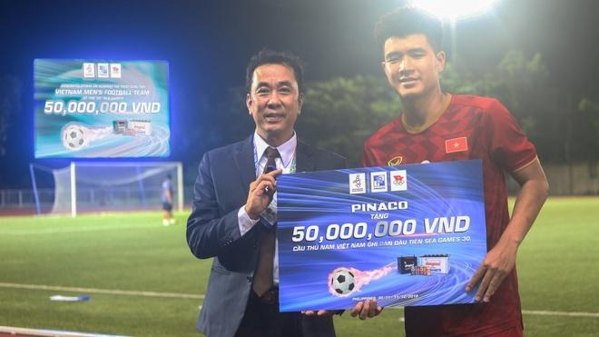 Pinaco tang thuong cho tat ca VDV doat huy chuong vang SEA Games 2019 hinh anh 3